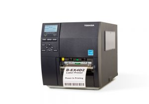 Toshiba B-EX4 Series Industrial Label Printer